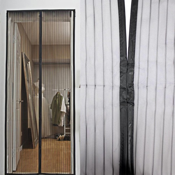 Fliegengitter für Türen 90 x 210 cm